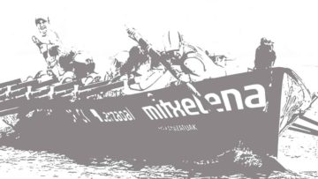 Mitxelena to sponsor the Hernani women's rowing club
