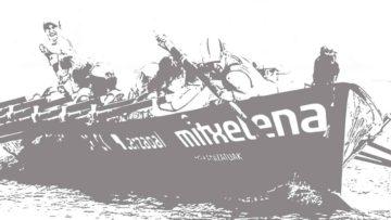 Mitxelena patrocinará al club de remo femenino de Hernani
